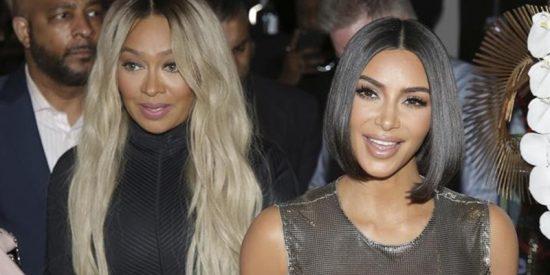 Así es La La Anthony, la mejor amiga de Kim Kardashian