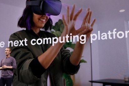 Así es el nuevo 'multijugador' en realidad virtual de Facebook