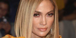 Así eran los labios de Jennifer López antes de operarse