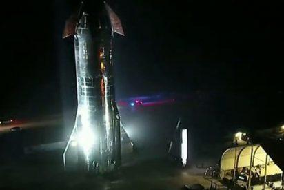 Así es la Starship de Elon Musk; la nave que pretende llevar a la humanidad a Marte