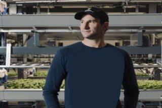 Así es la agricultura vertical: el millonario negocio de las frutas y verduras futuristas que crecen en las ciudades