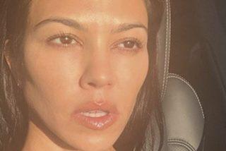 La foto en la que Kim Kardashian parece una 'choni poligonera' que va a por un helado