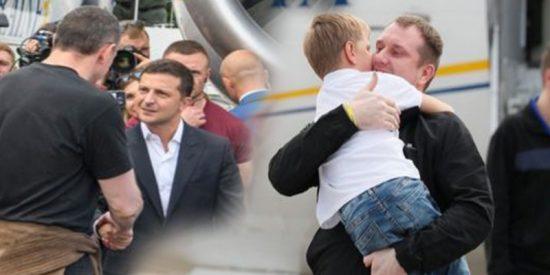 Así fue el histórico intercambio de prisioneros entre Rusia y Ucrania con el que ambos países buscan reducir tensiones