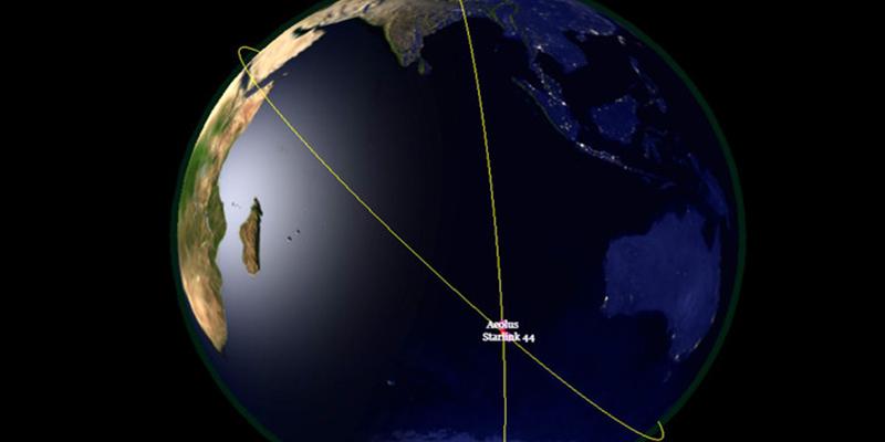 ¿Sabías que la Agencia Espacial Europea tuvo que realizar una forzada maniobra para evitar que un satélite suyo chocara con otro de Space X ?