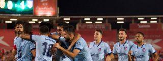 El Atlético de Madrid le gana al Mallorca (0-2) pero se queda sin Morata para el derbi contra el Real Madrid