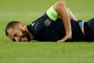 Benzema, fuera de la convocatoria del Real Madrid en Champions