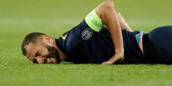 El PSG se come al 'baño Di María' a un inofensivo y desganado Real Madrid
