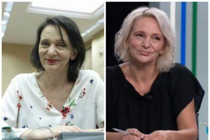 La metamorfósis de Carolina Bescansa: de 'Madre Podemita' a 'Cruela de Vil'