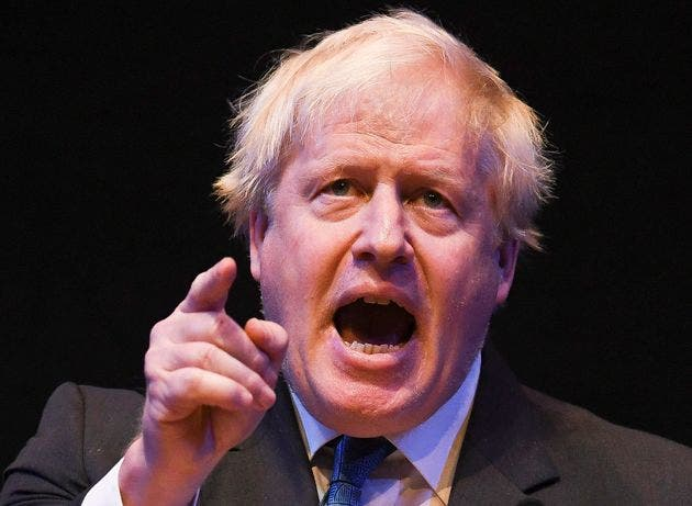 Boris Johnson debe decidir entre hacer lo que juró que nunca haría o arriesgarse a terminar en la cárcel