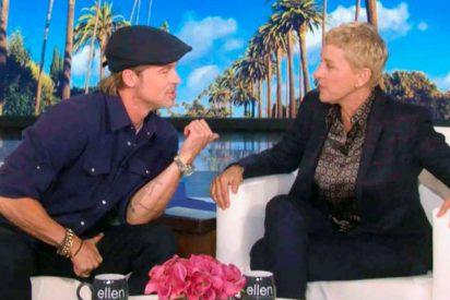 Escándalo en Hollywood: Brad Pitt y Ellen DeGeneres compartieron a la misma novia