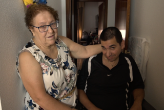 """El drama de Fuencisla López: """"Aquí las ayudas sociales se las dan a los extranjeros, a los españoles no nos dan nada"""""""