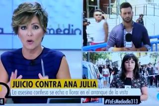 """El reportero de Telecinco que siembra la incomodidad en Telecinco por culpa de """"la negra"""" Ana Julia Quezada"""