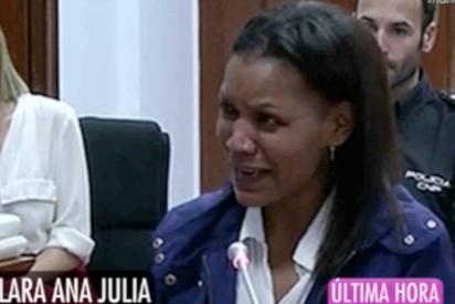 """Manipulación y llantos de la asesina Ana Julia Quezada mientras cuenta lo que pasó con Gabriel: """"¡Por favor, perdonadme!"""""""