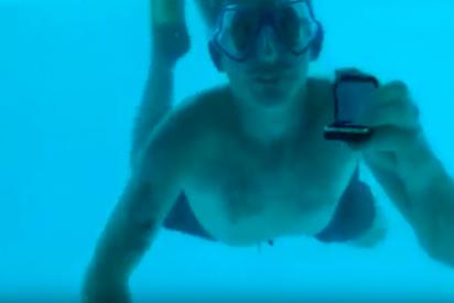 Vídeo: graba los últimos segundos de su novio que muere ahogado al pedirle matrimonio bajo el agua