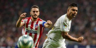 Los cacos asaltaron la casa de Casemiro con su mujer e hija dentro mientras él jugaba el derbi entre Atlético y Real Madrid