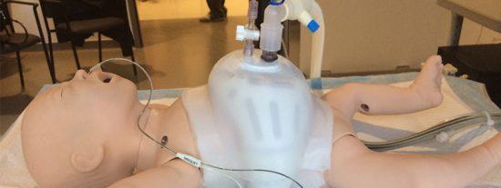 Así es el pequeño chaleco que podría ayudar a los bebés enfermos a respirar mejor