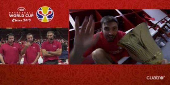 Chaparrón de críticas a Cuatro por lo que ha hecho justo al final del España-Argentina