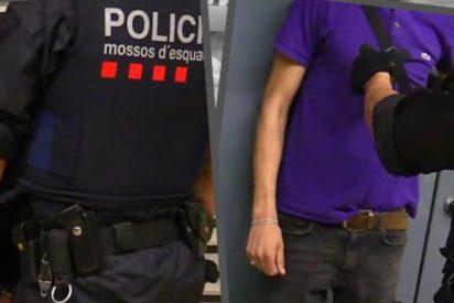 'Barcelona Ciudad sin Ley': Los 70 carteristas identificados por los Mossos en el metro suman 677 robos