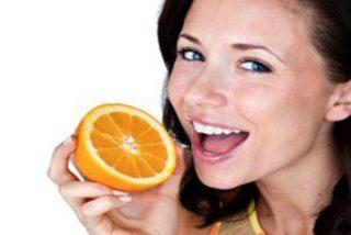 ¿Sabías que la vitamina C te ayuda a reducir el estrés?