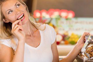 ¿Sabías que si aumentas el consumo de nueces bajarás de peso y tendrás menor riesgo de obesidad?