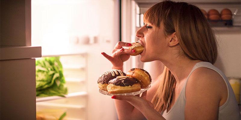 ¡5 tips para evitar comer por ansiedad!