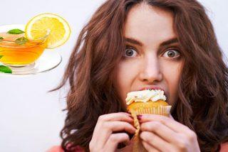 ¿Sientes ansiedad y no puedes parar de comer? ¡El té de bálsamo de limón acabará con el atracón!
