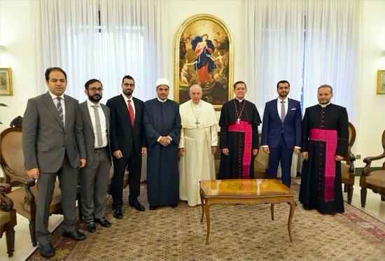 Se celebra la primera reunión del Comité Superior interreligioso en el Vaticano