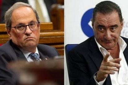 """La contundente advertencia de Herrera sobre el penoso show vivido en el Parlamento catalán: """"Eso solo fue el aperitivo"""""""