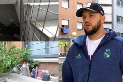"""Las pocilgas de protección oficial que asignan a madrileños sin recursos a costa de los extranjeros: """"Me castigan por ser español"""""""