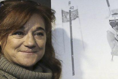 """Coral Bistuer: """"Blanca Fernández Ochoa me decía que estaba pasando el eslalon más duro de su vida"""""""