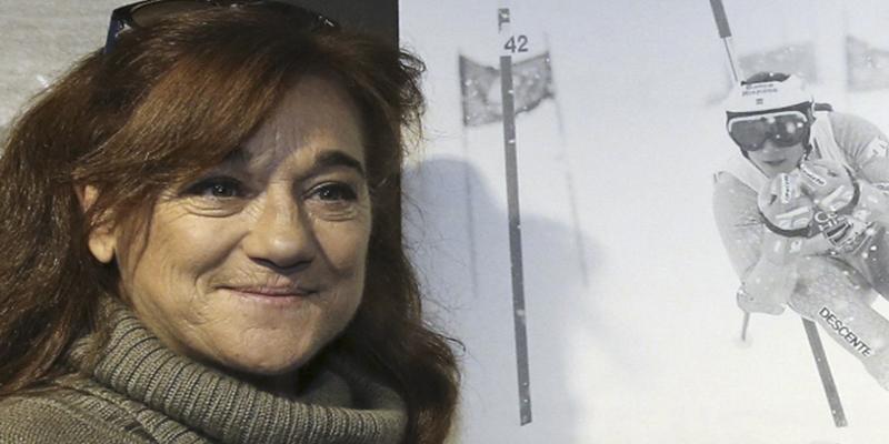 El 'enigma' del coche de Blanca Fernández Ochoa y la ración de queso para el monte