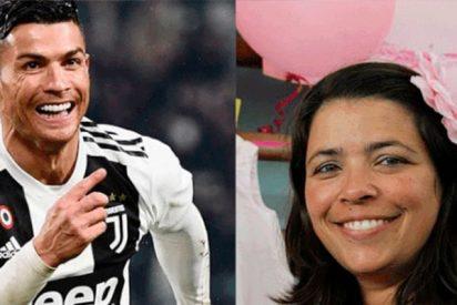 ¿Sabías que Cristiano Ronaldo ha encontrado a la mujer que le regalaba hamburguesas de pequeño?