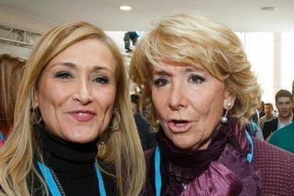 """Cifuentes, imputada con Aguirre en la Púnica, lanza este inquietante mensaje desde Escocia: """"Los fantasmas están en Madrid"""""""