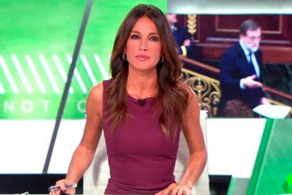 "Cristina Saavedra ('La Sexta Noticias'): ""Coño, que pesados sois"""