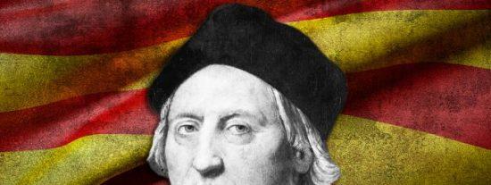 El Gobierno Sánchez financia con nuestro dinero una exposición que fomenta el delirio de que Cristobal Colón era catalán