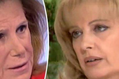 """Cuca García de Vinuesa deja a María Teresa con el 'Campos' al aire: """"Si hablara lo que viví, iría a la cárcel"""""""