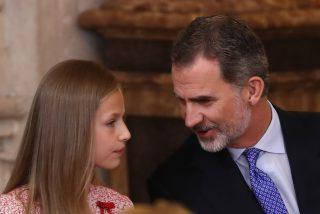¿A qué se debe la ausencia de Letizia y Sofía al planazo de fin de semana del Rey y la princesa Leonor?