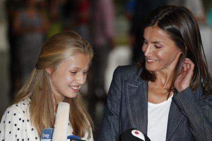 Comienza la 'Era Leonor': doña Letizia pierde autoridad sobre su hija