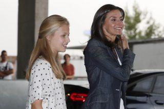 La princesa Leonor, fan de los 'cuernos' y las relaciones tóxicas de Telecinco: ¿Cómo es posible que Letizia deje ver eso a su hija?