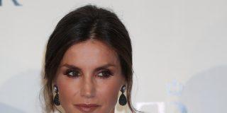 Los ajustados leggins de cuero de la Reina Letizia que 'seduce' a los latinoamericanos