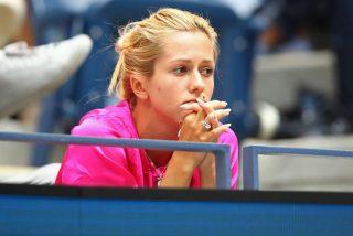 Daniil Medvedev, el nuevo chico malo del tenis mundial, tiene un 'arma secreta': es rubia y se llama Daria