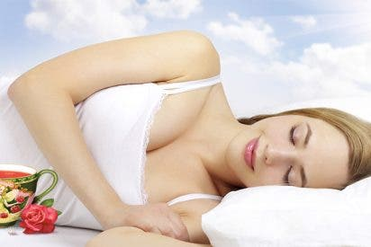 El té de rosas por la noche es ideal para adelgazar y descansar