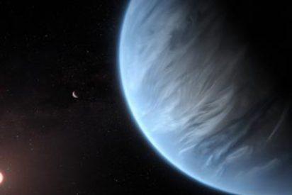 Descubren agua por primera vez en una supertierra potencialmente habitable