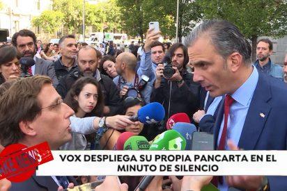 ¡Alerta fake! VOX le mete un buen gancho a Antena3 en toda la mandíbula desmontando un bulo de la cadena