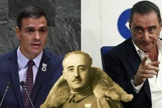 Herrera estalla de ira ante la 'catetada' de Sánchez de colar a Franco durante su discurso en las Naciones Unidas