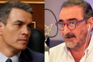 La extraña recomendación de Carlos Herrera al PP para pillar en bolas a Pedro Sánchez y romper la estrategia de su gurú electoral