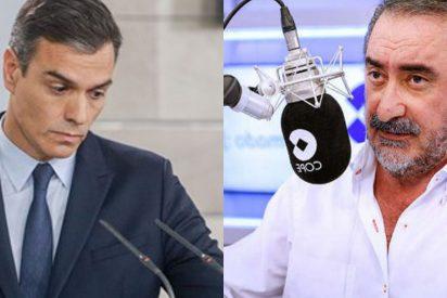 La irónica felicitación de Herrera a Sánchez por un paripé electoral que golpeará con crudeza a nuestros bolsillos