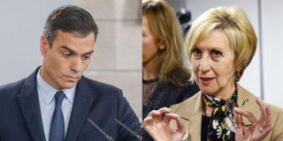 El mensaje de Rosa Díez que deja en bolas al 'psicópata' Sánchez