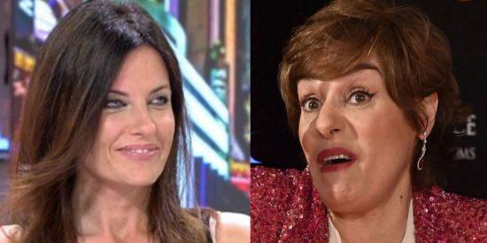 """Guerra encarnizada entre Cristina Seguí y la progre Anabel Alonso: """"¡Analfabeta!"""""""