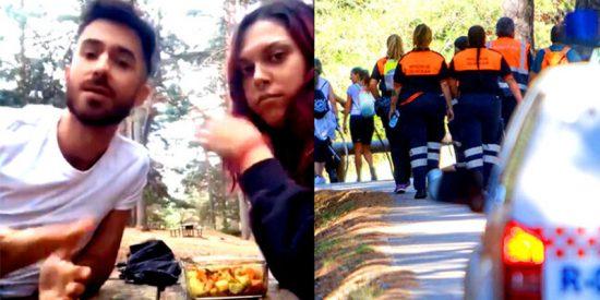 Estos dos reporteros de 'Cazamariposas' se burlan de la muerte de Blanca Fernández Ochoa